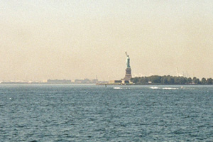 07-09-02 - On my way to the Statue of Liberty