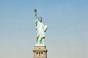 07-09-02 - Statue of Liberty