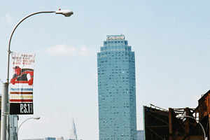 05-10-02 - Queens, junction close to MoMA (museum moved temporarly to Queens)