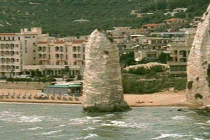25-05-02 - The townsmark of Vieste