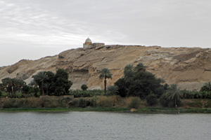 15-02-13 - Impressions of the Nile Cruising: water, oasis and desert