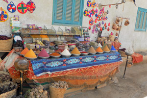 17-02-13 - Goods to buy in the Nubian village