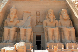 18-02-13 - Large Temple of Ramses II