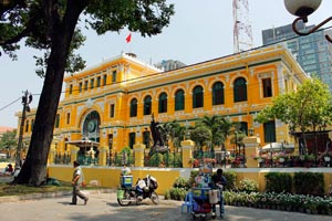 12-03-15 - Main postal office out of the colonial era