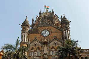 13-02-16 - Central Station - now CST - in Mumbai