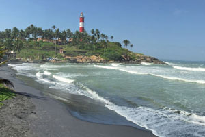 30-07-16 - Lighthouse Beach in Kovalam