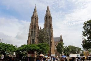 28-08-16 - Saint Philomena Church in Mysore