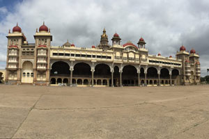 28-08-16 - Mysore Palace - fancy palace in Mysore