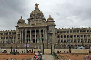 24-09-16 - Houses of Parliament of Karnataka in Bangalore